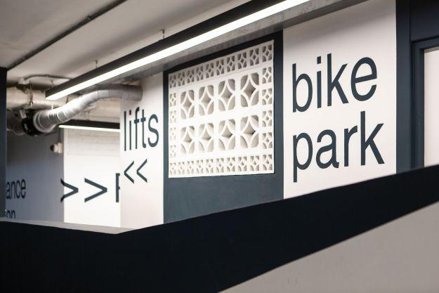 8.Commuter facilities